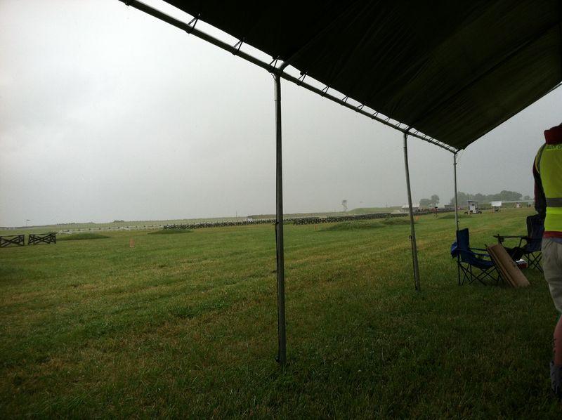 Rain-shooting
