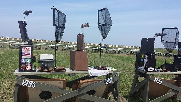 Firingline-setup