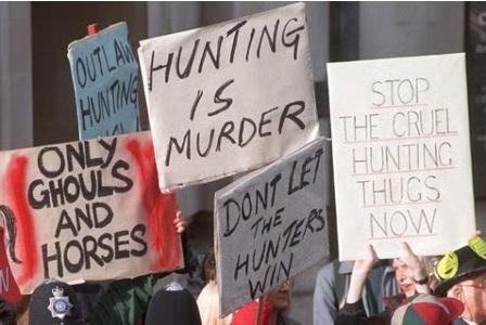 Anti-hunters